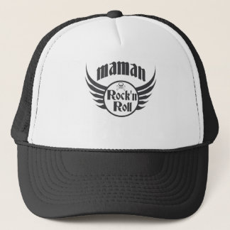 Mom rock' N roll Trucker Hat