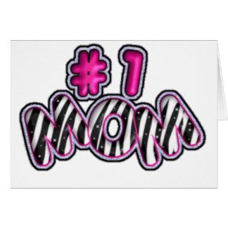 Mom Rocks Card