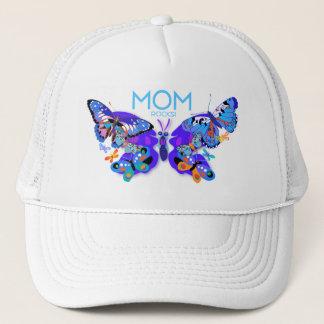 'Mom rocks' Trucker Hat