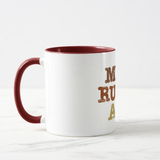 Mom Rules All Mug