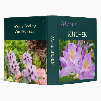 Mom s Kitchen recipe binder Cooking Our Favorites