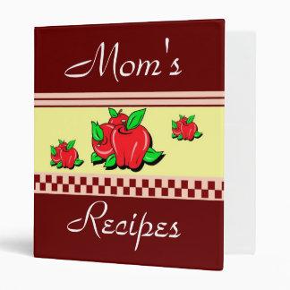 Mom s Recipe Binder