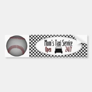 Mom s Taxi - SRF Bumper Stickers