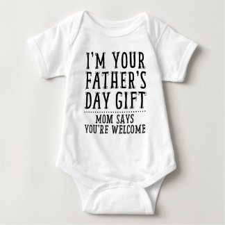 Gift Ideas for First Fathers Day