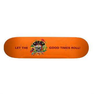 mom skateboard