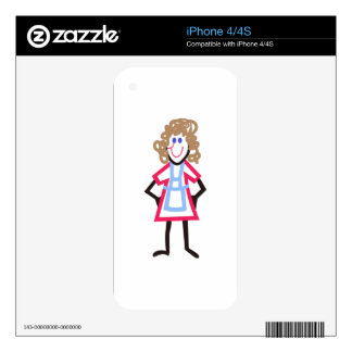 Mom Skin For iPhone 4S