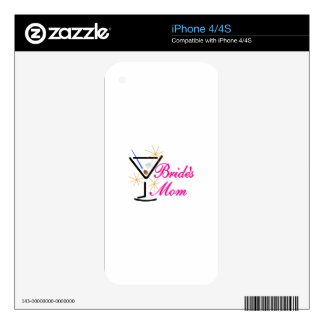 Mom Skin For The iPhone 4