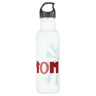 Mom Stainless Steel Water Bottle