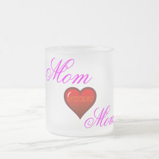 Mom Sweet Mom Coffee Mugs