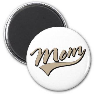 Mom Swoosh Magnet