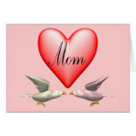 Mom T-shirts and Gifts For Her Card