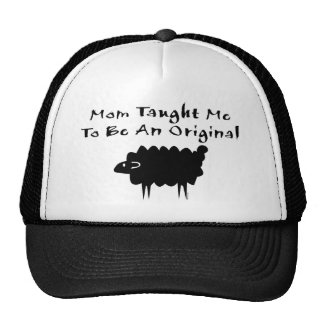 Mom Taught Hat