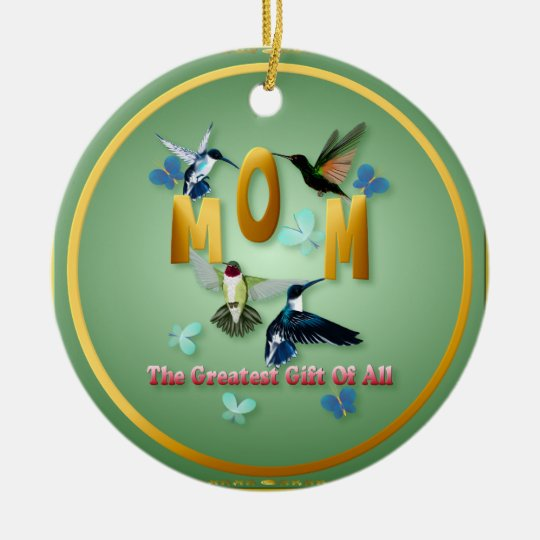 Mom_The Greatest Gift Of All Ornaments