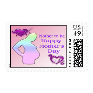 Mom To Be Mother's Day Postage
