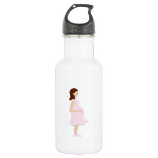 Mom To Be 18oz Water Bottle