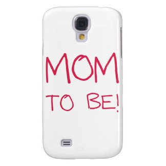 Mom to be! samsung galaxy s4 cover