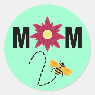 Mom To Be Sticker