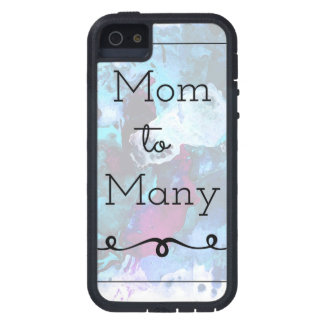 Mom To Many Case For iPhone SE/5/5s