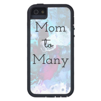Mom To Many iPhone SE/5/5s Case
