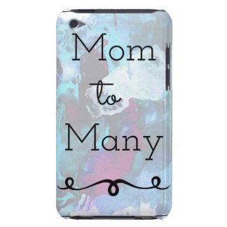 Mom To Many iPod Touch Case