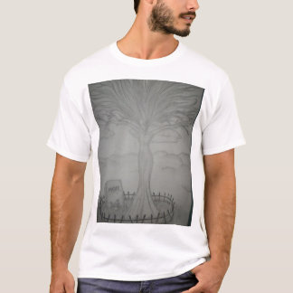 Mom Tree By Mandi Bleyl T-Shirt