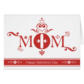 mom valentine card - Valentines Day Card For Mom