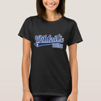 MOM Wildcats Swoop Black SS Tee