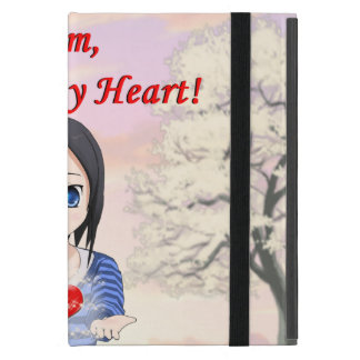 Mom, You are my Heart (Customizable) iPad Mini Cover