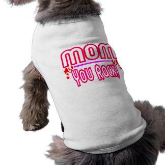 Mom You Rock T-Shirt