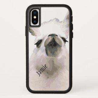 Moma Llama iPhone X Case