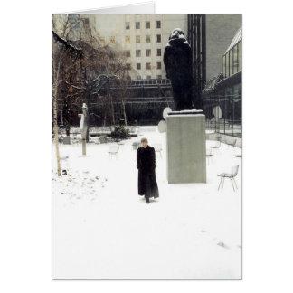 MoMA Sculpture Garden: www.AriesArtist.com Cards