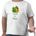 Moma's Lil' Helper! Tee Shirts