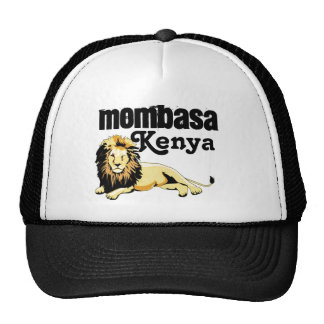 Mombasa, Kenya Custom Hat