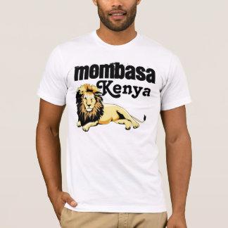 Mombasa, Kenya Custom T-Shirt