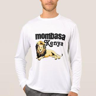 Mombasa, Kenya Custom Tee Shirt