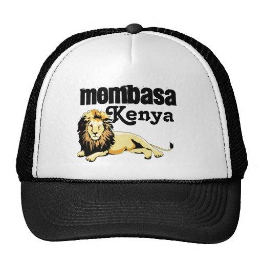 Mombasa, Kenya Custom Trucker Hat