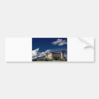 Mombeltran Castle, Spain Bumper Sticker