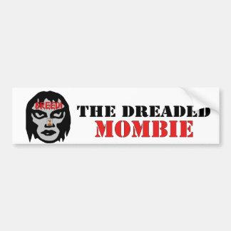Mombie Breeder Car Bumper Sticker