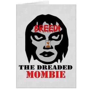 Mombie Breeder Card