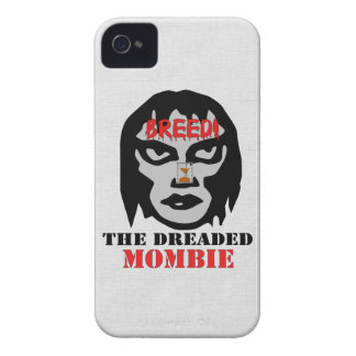 Mombie Breeder iPhone 4 Covers