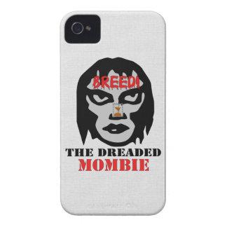 Mombie Breeder iPhone 4 Covers