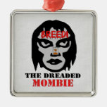 Mombie Breeder Christmas Ornaments