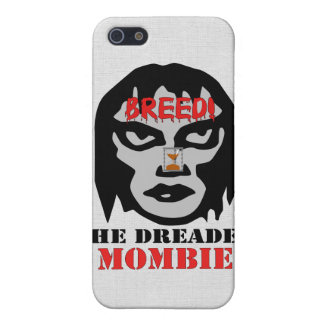 Mombie Breeder Cases For iPhone 5