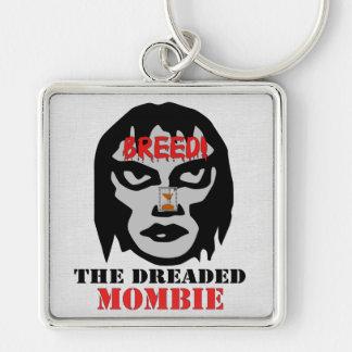 Mombie Breeder Keychain