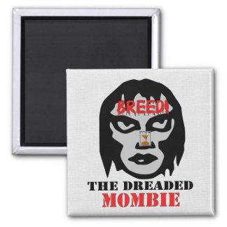 Mombie Breeder Magnet