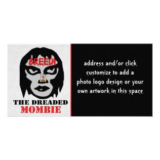 Mombie Breeder Photo Card