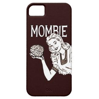 Mombie Retro Zombie iPhone 5 Covers