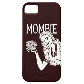 Mombie Retro Zombie iPhone 5 Case