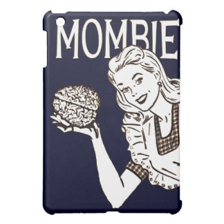 Mombie Retro Zombie iPad Mini Covers