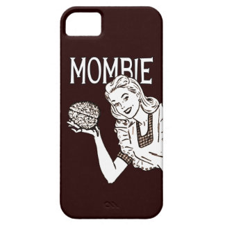 Mombie Retro Zombie iPhone SE/5/5s Case
